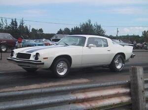 SPRING SPECIAL - 1976 Camaro - PRICED TO SELL