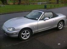 Mazda MX-5 Mill Park Whittlesea Area Preview
