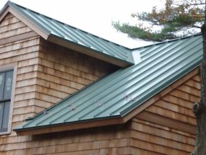 Looking for metal roofing