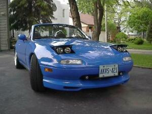 1990 Greddy Turbo Miata