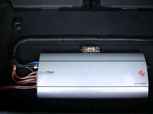 4 channel PPI amplifier rare
