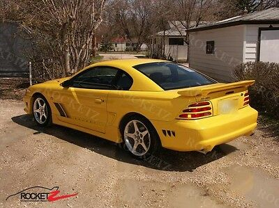 94-98 Ford Mustang S351 Saleen Style Rear Spoiler Wing 2DR CANADA USA