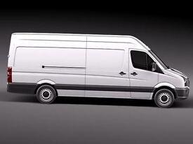 BIG MOVE VANS! MAN & VAN Removals, Collections, Deliveries, Self Loading, + more
