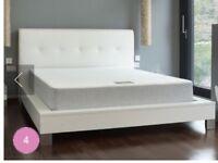 """BRAND NEW """"BENSONS FOR BEDS"""" DOUBLE FOAM POCKET SPRUNG MATTRESS"""