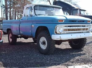Looking for 1966 Chevy truck Stratford Kitchener Area image 1