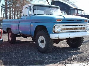 Looking for 1966 Chevy truck