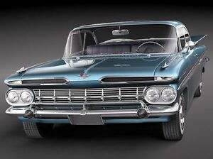 1959 1960 1961 1962 impala  wanted 59 chev