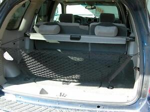 GMC-ENVOY-CHEVY-TRAILBLAZER-SAAB-9-7x-BUICK-RAINER-TRUNK-ENVELOPE-CARGO-NET-NEW