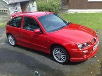 Mg zr 160 1.8 turbo clutch gone engine perfect starts first time