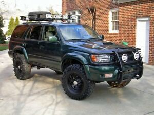 Wanted Toyota 4Runner