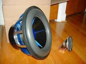 """Subwoofers BRAND NEW Power Acoustik MOFO 15"""" x2 Maryborough Fraser Coast Preview"""