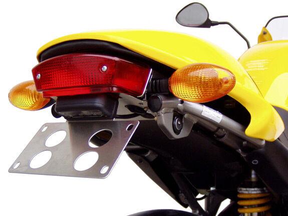 2004-2007 Ducati Monster 400 Fender Eliminator Kit. Monster 400 Tail Tidy.