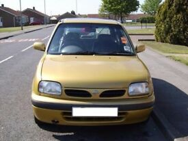 Nissan MICRA EXCELLENT RUNNER 1st CAR AND GOOD CONDITION CHEAP INSURANCE & ECONOMICAL