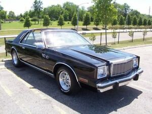 80 to 83 chrysler cordoba or dodge mirada