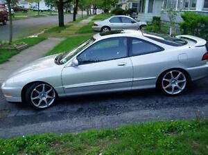 1996 Acura Integra RS Sedan PARTING OUT ONLY