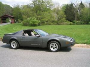 Parting Out 1990 Firebird Formula