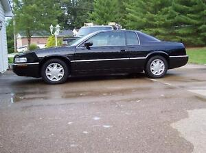 1996 Cadillac Eldorado ETC Coupe (2 door)