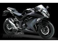Muffler complet pour Kawasaki Ninja 2013 & +