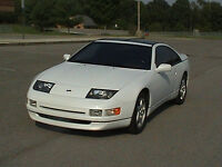 NISSAN 300ZX TWIN TURBO CAR REQUIRED