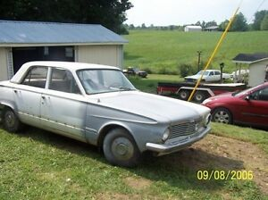 1963-1965 Plymouth Valiant