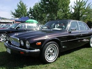 Classiest of the Classics -Jaguar V12 Vadem Plas