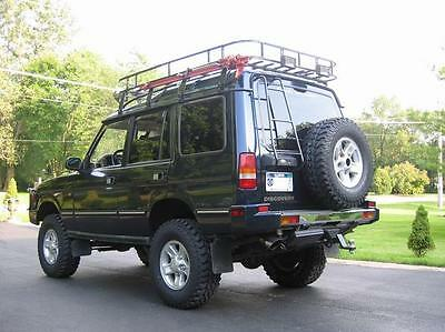 GARVIN WILDERNESS OFF ROAD SERIES LAND ROVER DISCOVERY 1 & 2 ROOF RACK