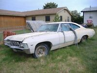 Looking for a 1967 Impala/Caprice Project!