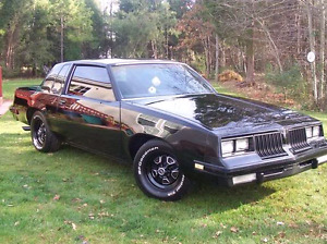 LF 1981-1988 Oldsmobile cutlass parts or parts car