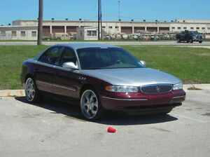 2002 Buick Century PARTS FOR SALE- ENGINE+ TRANNY INCLUDED