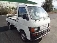 DAIHATSU HI JET PICK UP TRUCK 4X4 LEZ LIKE CARRY TRUCK * ONLY 14033 MILES