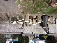 Wood burner logs for sale