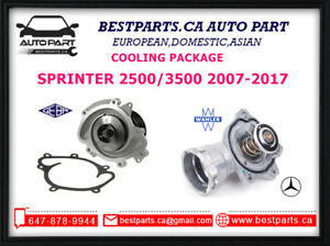 Cooling Package Sprinter 2500/3500 2007-2017
