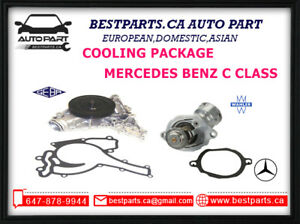 Cooling Package Mercedes Benz C class