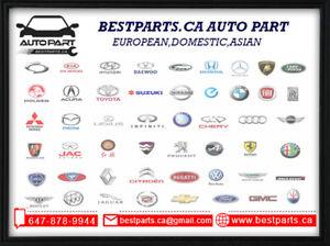 Front and Rear Brake Set (Rotor/Pad/Sensor) for any cars