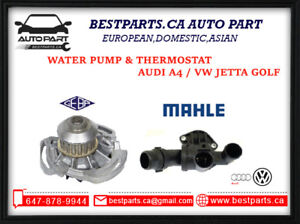 Water pump & Thermostat for Audi A4/VW Jetta, Golf, Passat   200