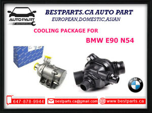 Water Pump and Thermostat BMW E90/N52