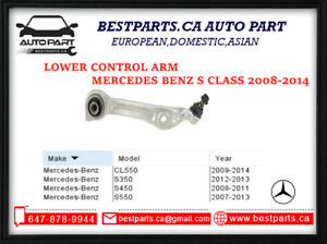 Front Lower Control Arm for S350/450/550 2008-2014