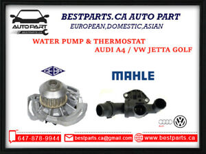 Water pump & Thermostat for Audi A4/VW Jetta, Golf, Passat