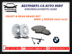 Front and Rear brake for BMW E90/3 Series 2007-2012