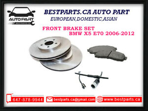 Front brake set for BMW X5 E70 2006-2017