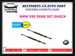 Rear set shock for BMW E90