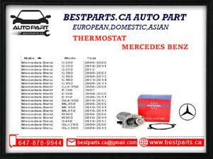 Thermostat for Mercedes Benz