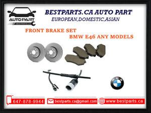 Front Brake set for BMW E46 any Models