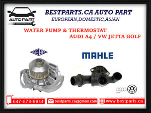 Water pump & Thermostat for Audi A4/VW