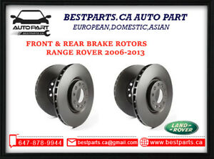 Brake Rotors all 4 Range Rover Sport/HSE 2006-2013