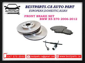 Front brake set for BMW X5 E70 2006-2017