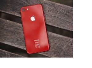 Iphone 8 Red 64 gb BNIB