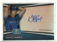 New Toronto Blue Jays SIGNED cards - AUTOGRAPHS - BASEBALL