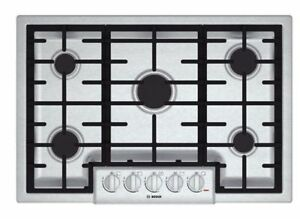 "BOSCH ""Brand New"" Oven+Microwave combo, and Gas Cooktop "" SET """