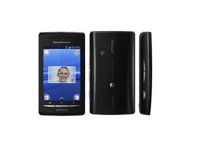 Sony Ericsson XPERIA X8 in Black Handy Dummy Attrappe - Requisit, Werbung,...